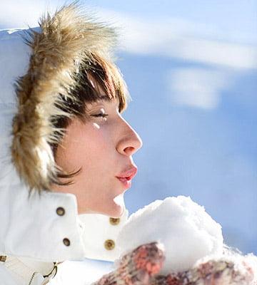 Îngrijirea pielii pe timpul iernii