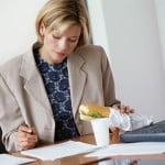 Cum să mănânci echilibrat la serviciu?
