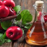 Oţetul de mere – remediu magic pentru sănătate şi frumuseţe