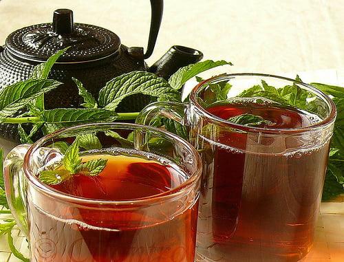 Ceai de Menta: tratamente si modul de folosire corect