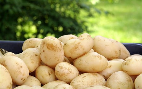 Cartoful elimină starea de oboseală si combate stresul