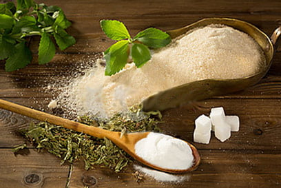 Uita de zahar! Extractul de Stevia Rebaudiana e cel mai sanatos indulcitor natural si nici nu ingrasa