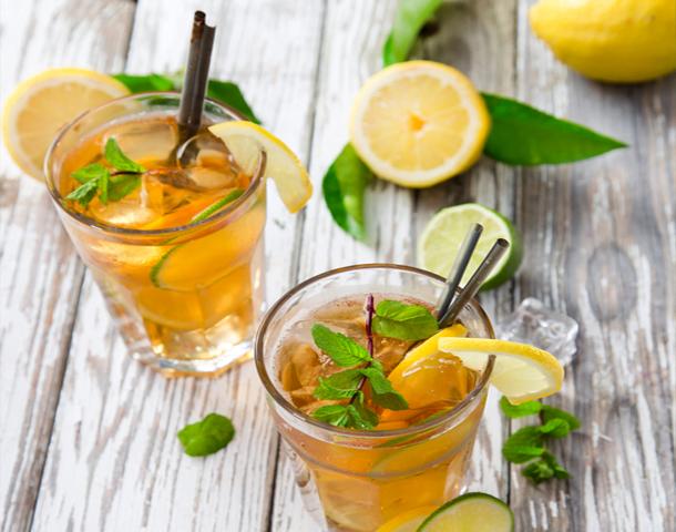 5 ceaiuri cu gheată care ard grăsimile rapid si te hidratează
