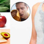 10 Sfaturi pentru a scapa rapid de mirosul de TRANSPIRATIE