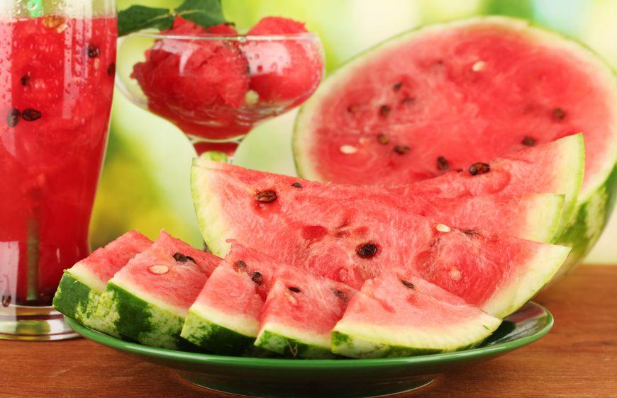 5 motive pentru care sa consumi pepene verde