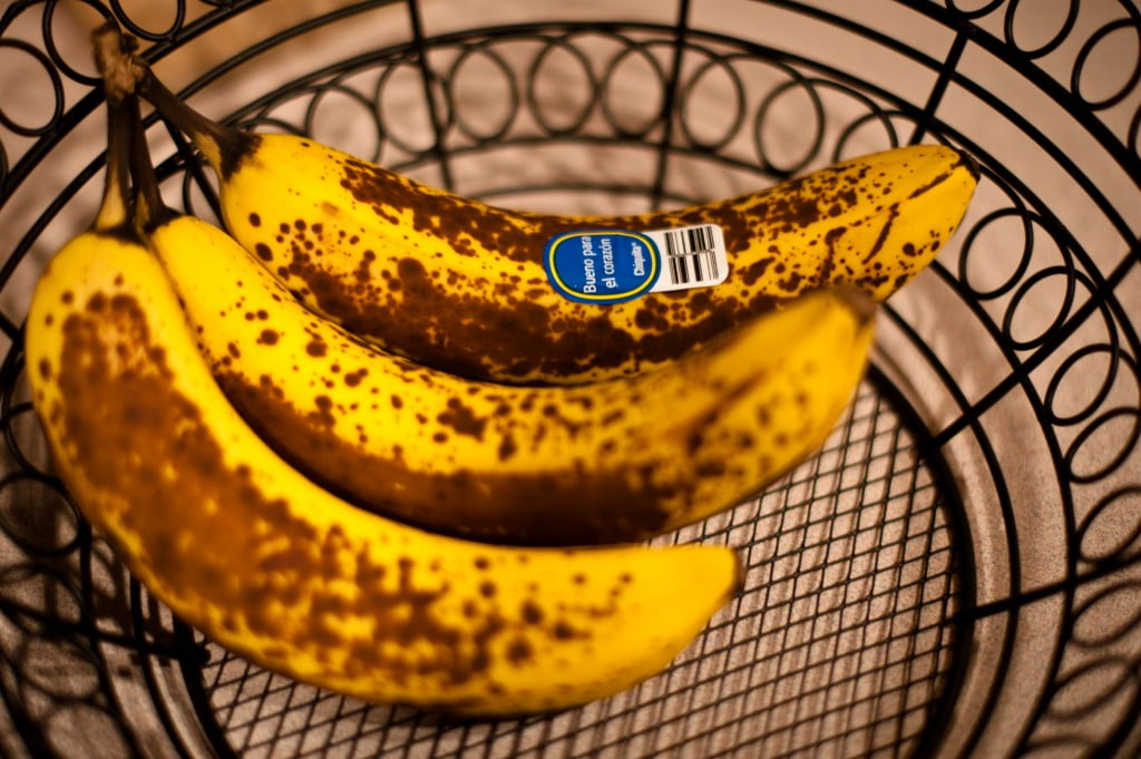 UIMITOR: Ce patesti daca mananci banane cu coaja neagra? Afla parerea specialistilor japonezi