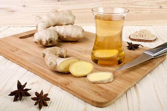 Ceaiul de ghimbir: 12 efecte surprinzatoare