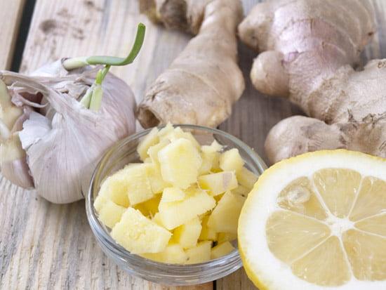 Elixirul uimitor LUGOM – Reteta cu lamaie, usturoi, ghimbir, miere si otet de mere care te scapa de multe boli
