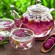 Ceaiul de TRIFOI ROSU, remediu miraculos pentru FEMEI