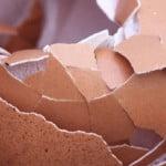 TREI beneficii uimitoare ale COJILOR de ouă pentru sanatate