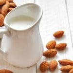 LAPTELE de MIGDALE, substitutul ideal pentru laptele de vacă