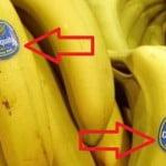 ATENTIE la ce cumparati: Pericolul din legume și fructe, dezvăluit de etichetă. EVITATI cifra 8 !