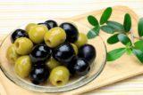 Pe care este mai bine sa le consumi: măslinele verzi sau pe cele negre