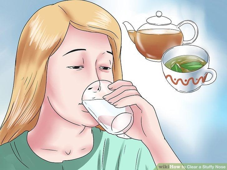 Nas înfundat – 8 remedii naturale verificate
