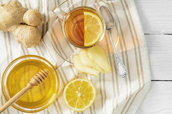 Cum prepari ceai de ghimbir dupa reteta corecta
