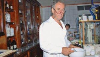 "Ion BOBARU: ""Pana la aparitia medicamentelor de sinteza, bolile se tratau folosind plante medicinale"""
