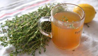 Reteta Ceaiului de Cimbru: Cum se face corect pentru a avea efect maxim