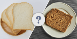 RĂZBOIUL CALORIILOR. Ce îngrașă mai mult: pâinea albă sau cea integrală?