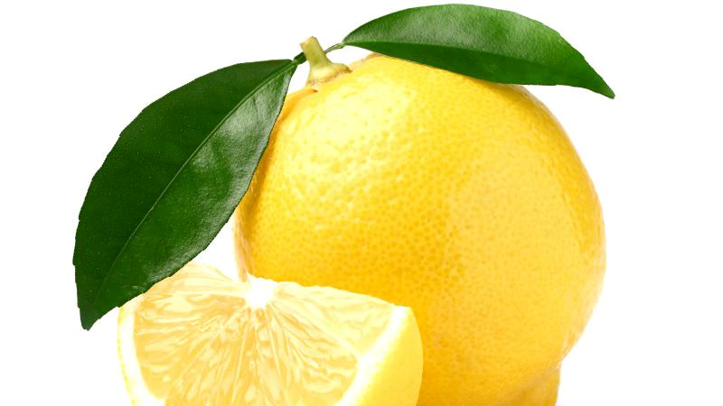 Sucul de lămâie are un efect uşor alcalin care este benefic pentru tractul urinar.
